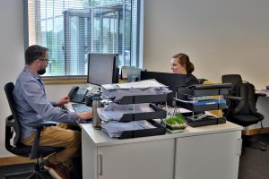 Cambourne office