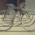 Bespoke cycle stands - public art