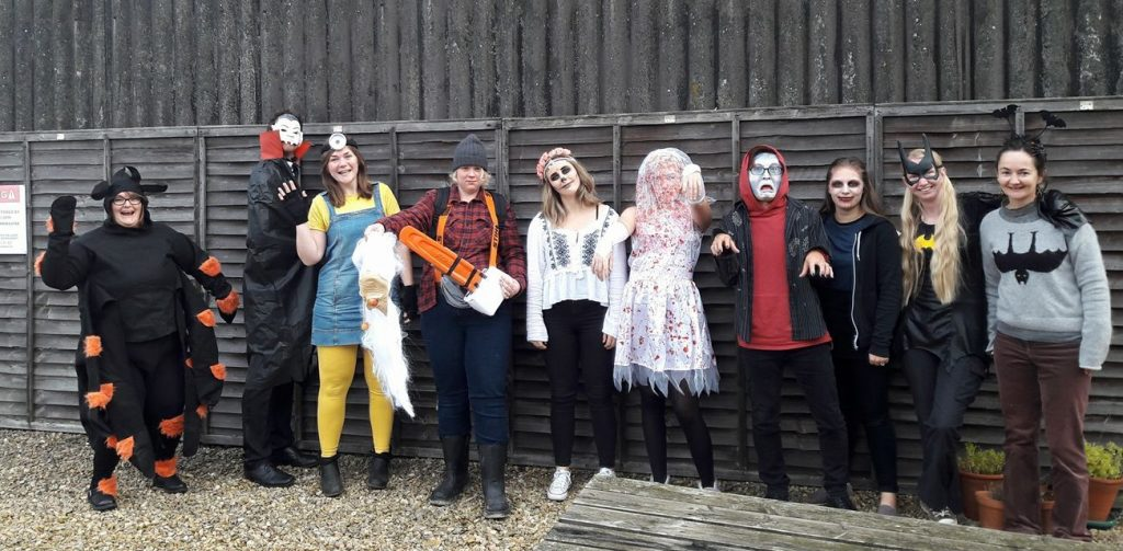 Charity - Halloween fancy dress